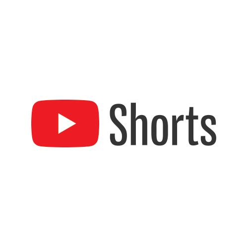 Logo di Youtube Shorts